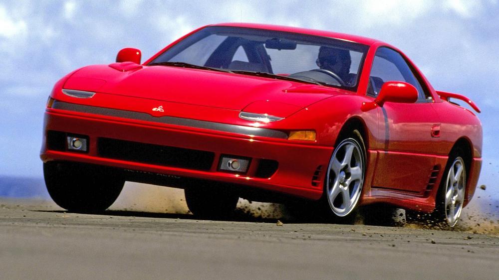 Mitsubishi 3000GT, a Ferrari japonesa que encantou o time de Quatro Rodas