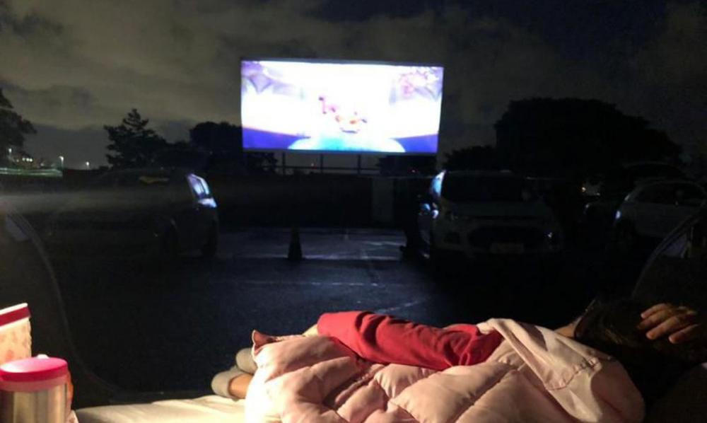 Cine Drive-in ressurge popular em tempos de pandemia e isolamento