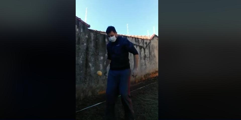 Live incentiva a atividade física em Ibaiti no Dia do Desafio