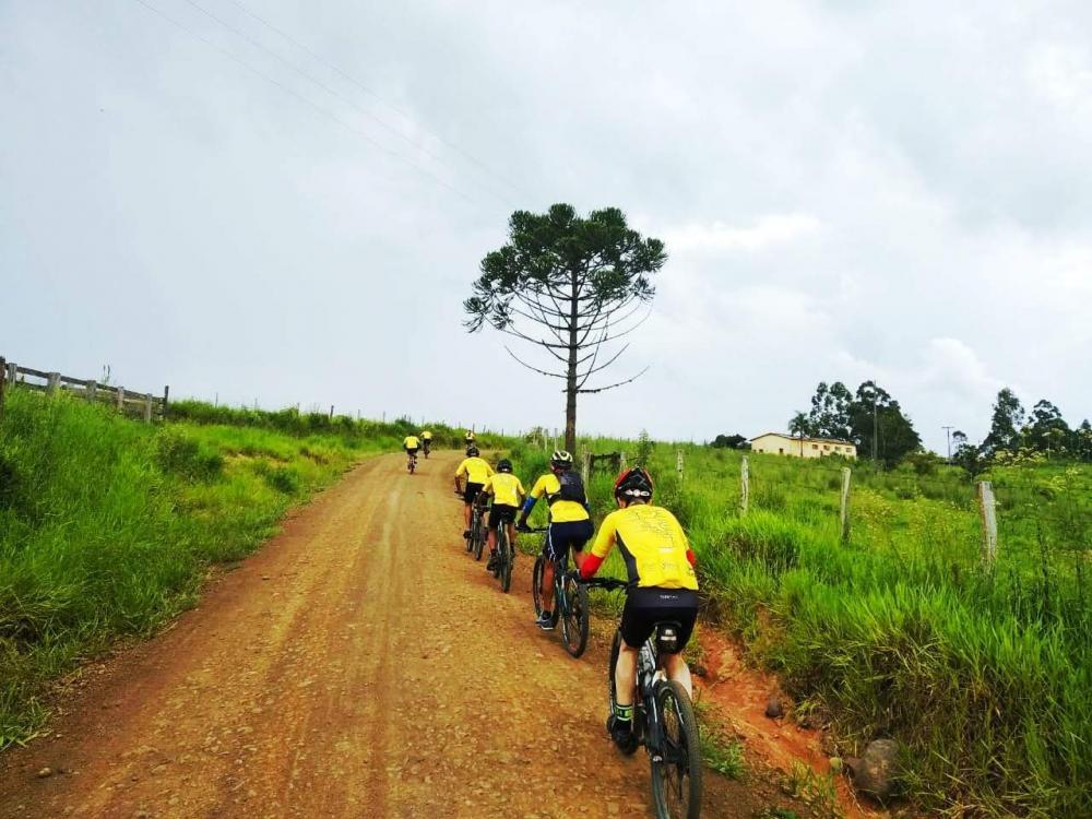 Norte Pioneiro recebe segunda edição da expedição ciclística pela Rota do Rosário