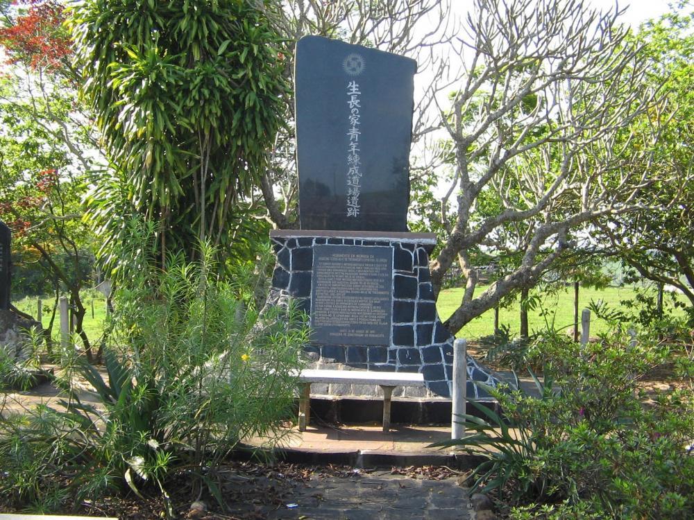 Marco da Seicho-No-Ie em Ibaiti recebe visitantes de todo o país - Divulgação