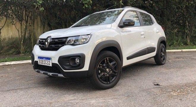 Renault oferece descontos para linha Kwid e Sandero
