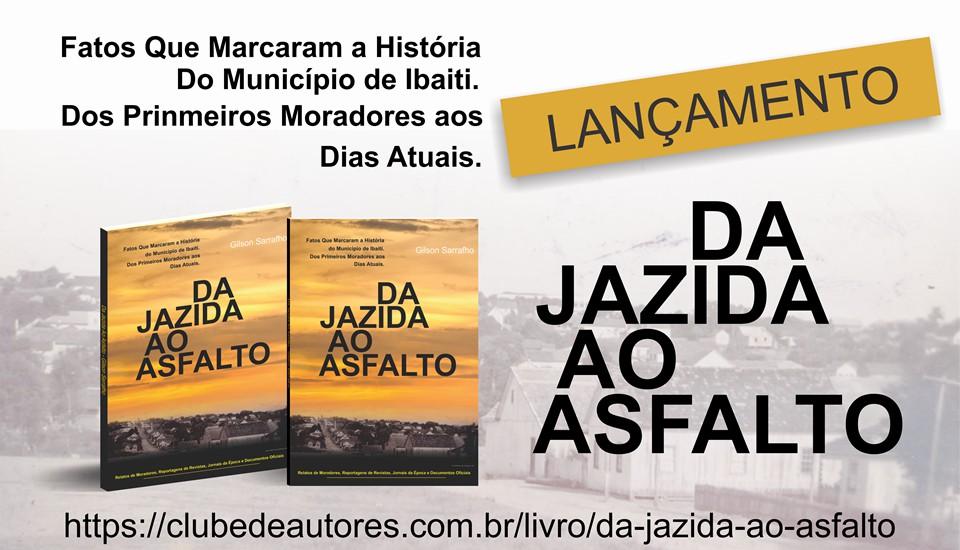 Livro lançado durante a pandemia conta a história do município de Ibaiti