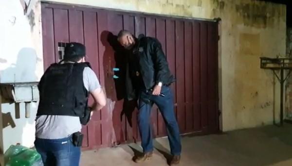 Cinco são presos em operação da Polícia Civil contra autores e suspeito de crimes sexuais no norte do Paraná