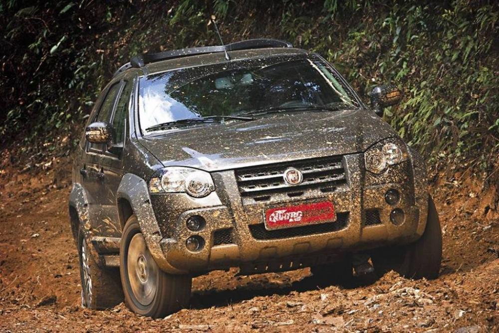 Com nova Strada, Fiat selará a morte da linha Adventure após 21 anos